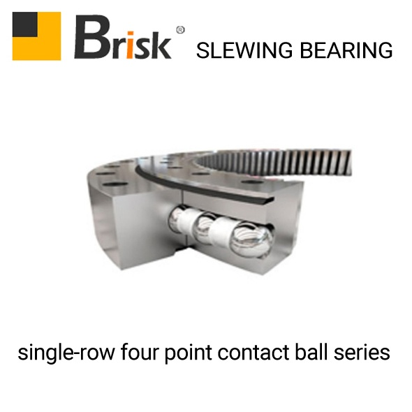 PC400-6 slewing bearing