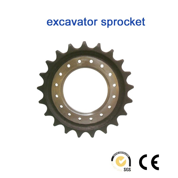 PC60-5 sprocket wheel