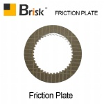 Excavator parts for EX200LC-2 friction plate