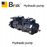 EX200 Hydraulic pump