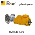 EX300 Hydraulic pump