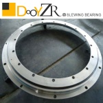 Light weight slewing bearing